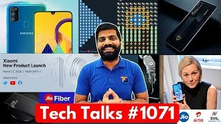 Tech Talks #1071 - Redmi Note 9 Pro Max, Galaxy M21, Android on iPhone 7, 5nm Processor, Mi10 Pro