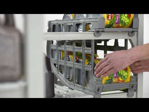 Cambro Ultimate #10 Can Rack