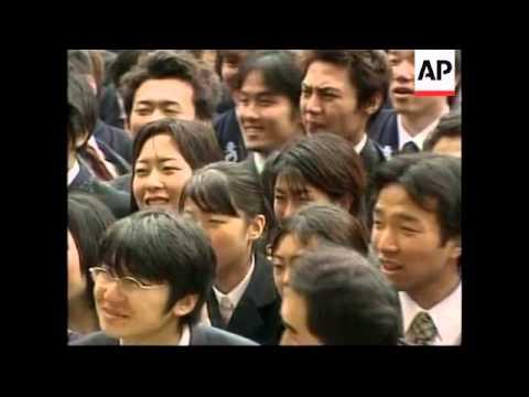 JAPAN: TOKYO STOCK MARKETS