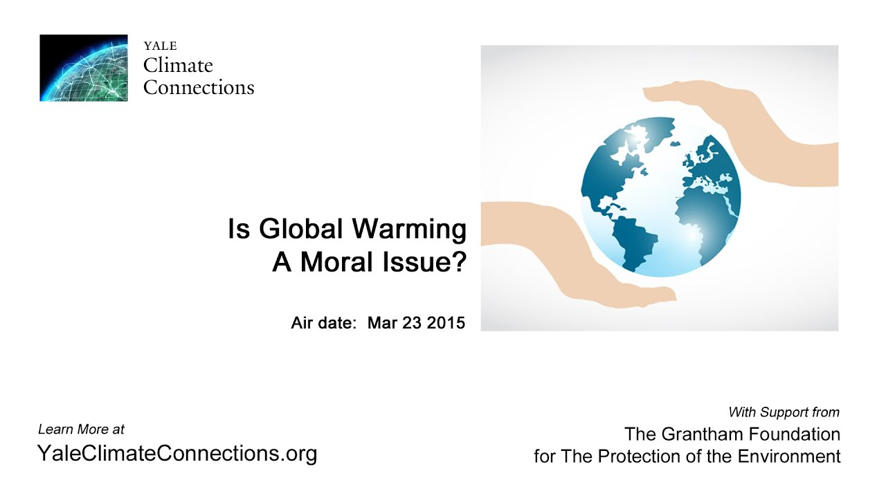 the issue of global warming a Does the sun cause global warming or climate change.
