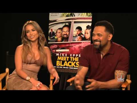 Mike Epps and Zulay Henao discuss MEET THE BLACKS from YouTube · Duration:  8 minutes 12 seconds