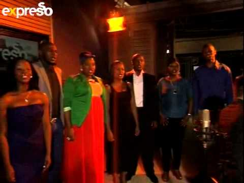 "The Cape Town Opera perform ""Tonight"" (27.3.2013)"
