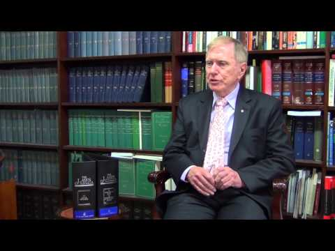 An Interview with Michael Kirby: Interpretation and Use of Legal sources - The Laws of Australia