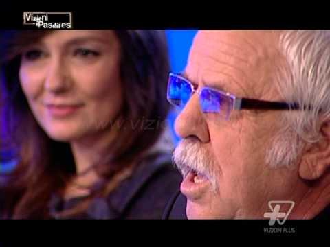 Vizioni I Pasdites - Monika Lubonja dhe Vangjel Toce - 8 Tetor 2013 - Show - Vizion Plus