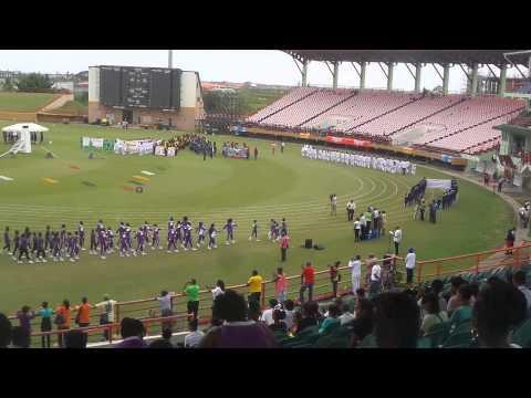 Nationals schools Champs Guyana