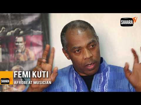 Young Nigerians Should Be More Focused On Changing This Government - Femi Kuti