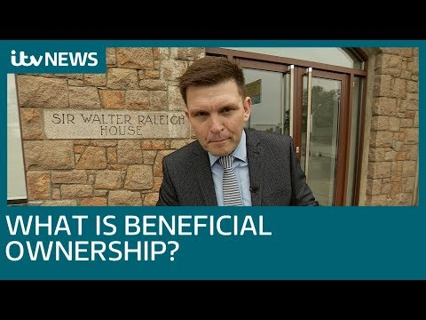 What Is A Beneficial Ownership Register? | ITV News