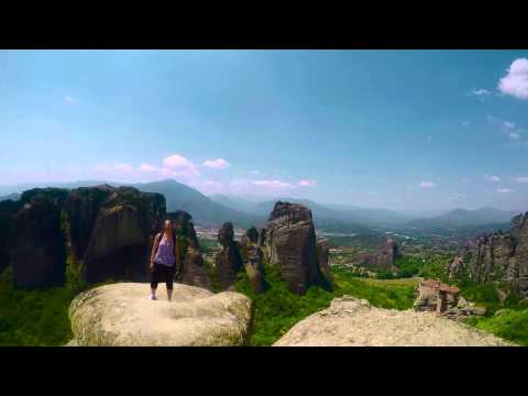 Our trip to Greece, Thermopylae & Meteora in 4K (Part 3/8)