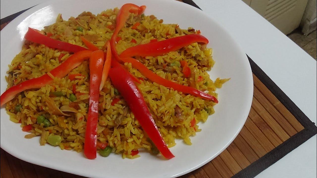 Receta arroz con pollo colombiano paso a paso youtube for Cocinar higaditos de pollo