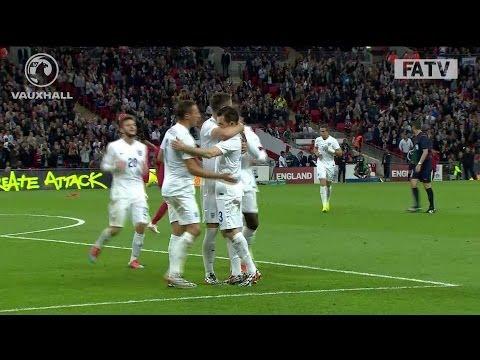 Cahill goal - England v Peru 3-0 | Goals & Highlights