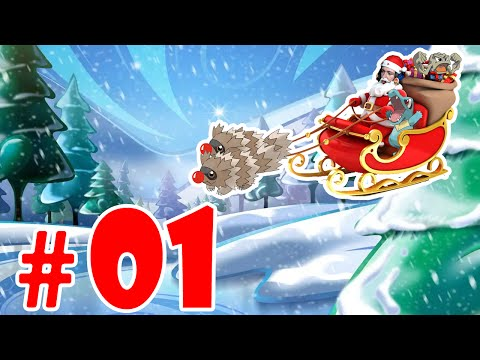 Pokémon Christmas Version Bölüm: 1 | YILBAŞI ÖZEL!