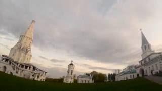 Белая ночь, Москва, Коломенское 2016. GoPro Hero 4 Black Edition