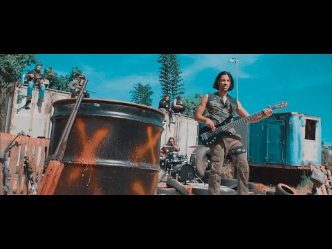 CALAMITY - Guerreros (Official Music Video)