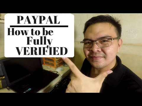 How To Fully Verify Your Paypal Account Philippines 2017 Tagalog + Trouble Shooting Refund
