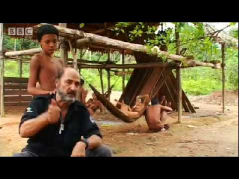Protecting the tribes - Amazon Truth & Myth - BBC places