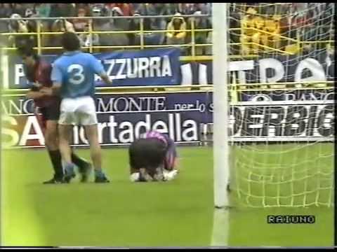 Serie A 1989-90, Bologna-Napoli 2-4