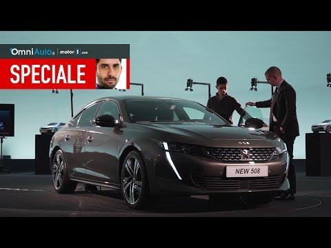 Nuova Peugeot 508 | Com'è vista dal vivo