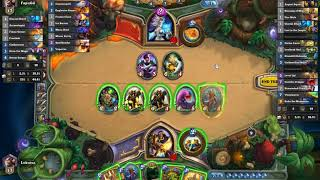 Hearthstone questing #006 ALUNETH Mage