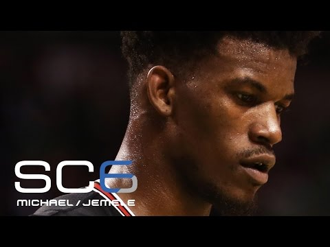 What Are The Chicago Bulls Doing With Jimmy Butler? | SC6 | May 3, 2017