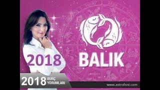 2018 Balık Burcu Astroloji Burç Yorumu 2018 yılı Burçlar. Astrolog Demet Baltacı