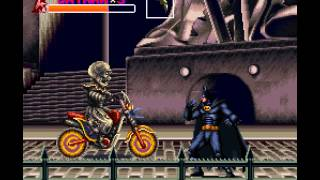 Batman Returns - Vizzed.com GamePlay - Scene 1 - User video
