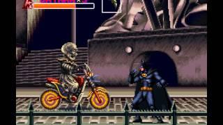 Batman Returns - Vizzed.com GamePlay - Scene 1 - User video