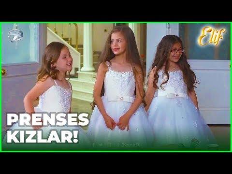 Kızlar, Prenses Gibi Oldular - Elif Dizisi 361. Bölüm - 2. Sezon Finali