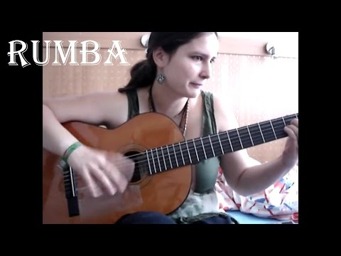 Re: Flamenco - Rumba - Guitar Solo With Tab
