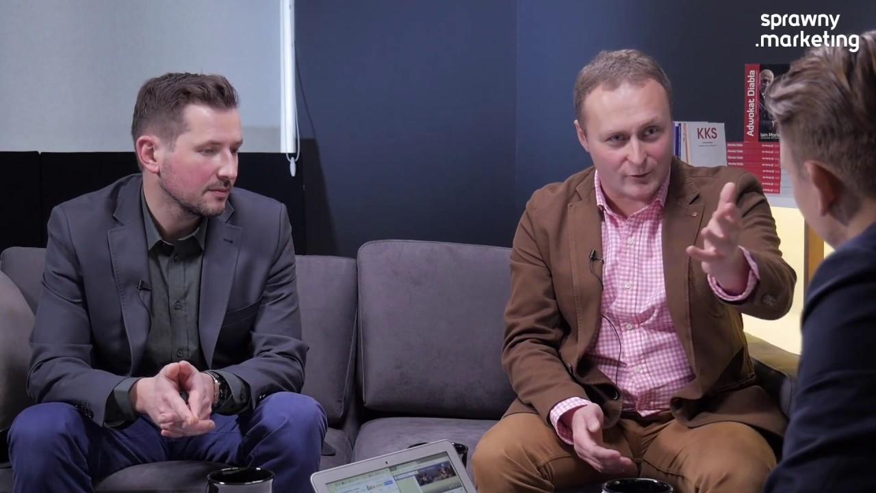 Kolejny program na żywo z cyklu Mecenas Marketingu by Marcin Tomczak