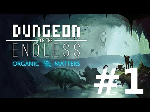 Dungeon of the Endless - Organic Matters/Rescue Team : Episode 1