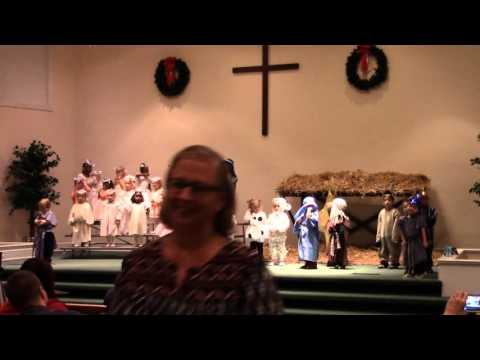 Calvary Early Learning Center - Christmas Program 2015