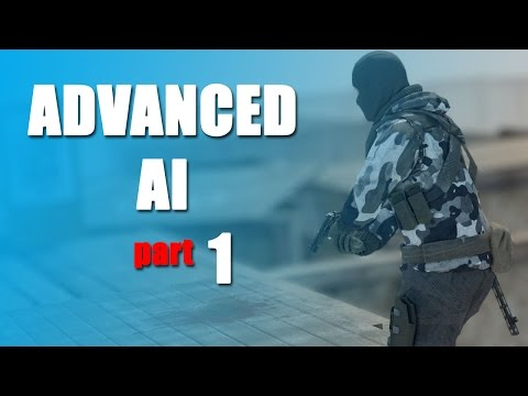 Advanced AI From Scratch - Part 1 FOV Examples - Unity Tutorial