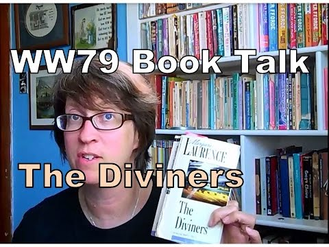 Writing Wednesday 79 Book Talk: The Diviners