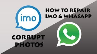 How to Repair All type   corrupt  Images File repair tools in one click By Super Tech World.
