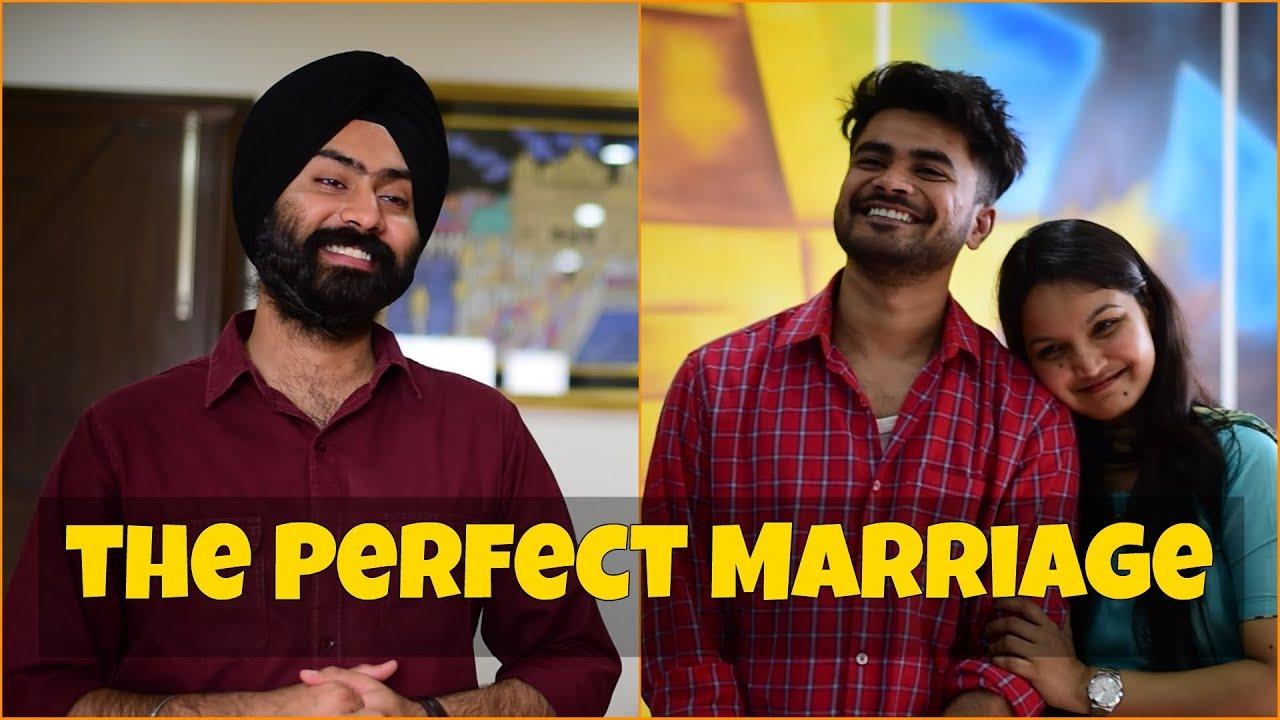 The Perfect Marriage   Harshdeep Ahuja ft. Raahii Films ...