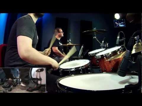 Introduction To Blast Beats - Drum Lesson (DRUMEO)