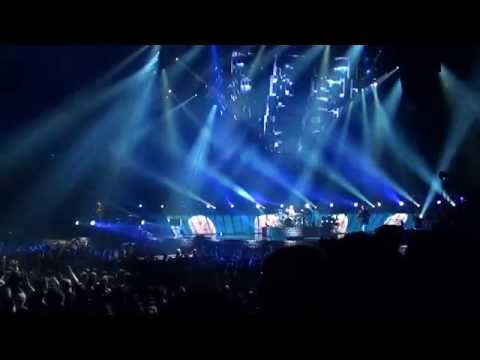 Muse 6 DEC 2013,Live,Rod Laver Arena,The 2nd law Tour, Melbourne, Australia,Part 1...FULL CONCERT.
