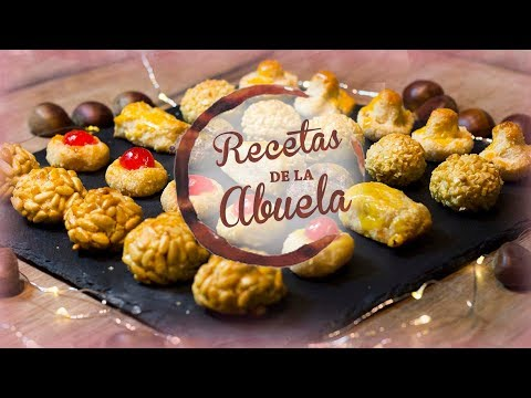 Panellets | Recetas