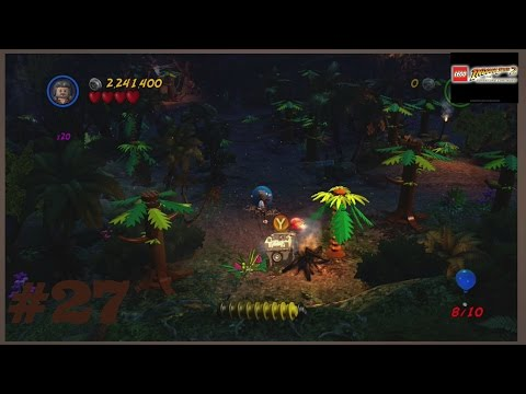 """LEGO Indiana Jones 2 The Adventure Continues - Episode 27: """"Forest Forage"""" 