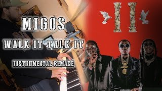Making of Walk It Talk It by Migos ft. Drake