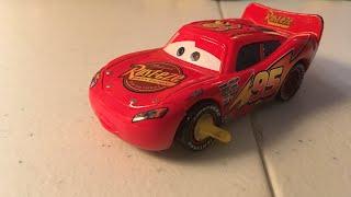 McQueen Monday: Impound Lightning McQueen diecast review