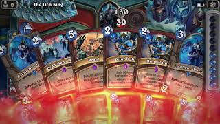 Fatigue Warrior VS The Lich King!! | iPhone 8Plus Screen Recording!