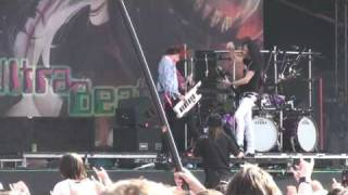 Dragon Force - Through the fire and flame @ Download festival 2009