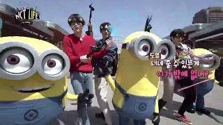 Taeyong cute moments in NCT LIFE OSAKA (EP.9)