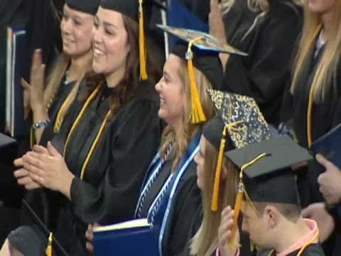 SDState Undergraduate Ceremony - 10 a.m.