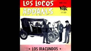 Los Iracundos - La Familia Addams (The Addams Family Theme)