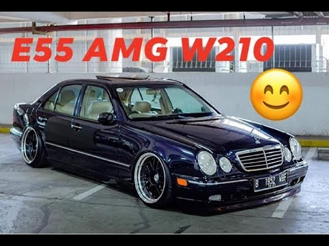 Ultimate MERCEDES BENZ E55 AMG W210 Exhaust Sound Compilation HD