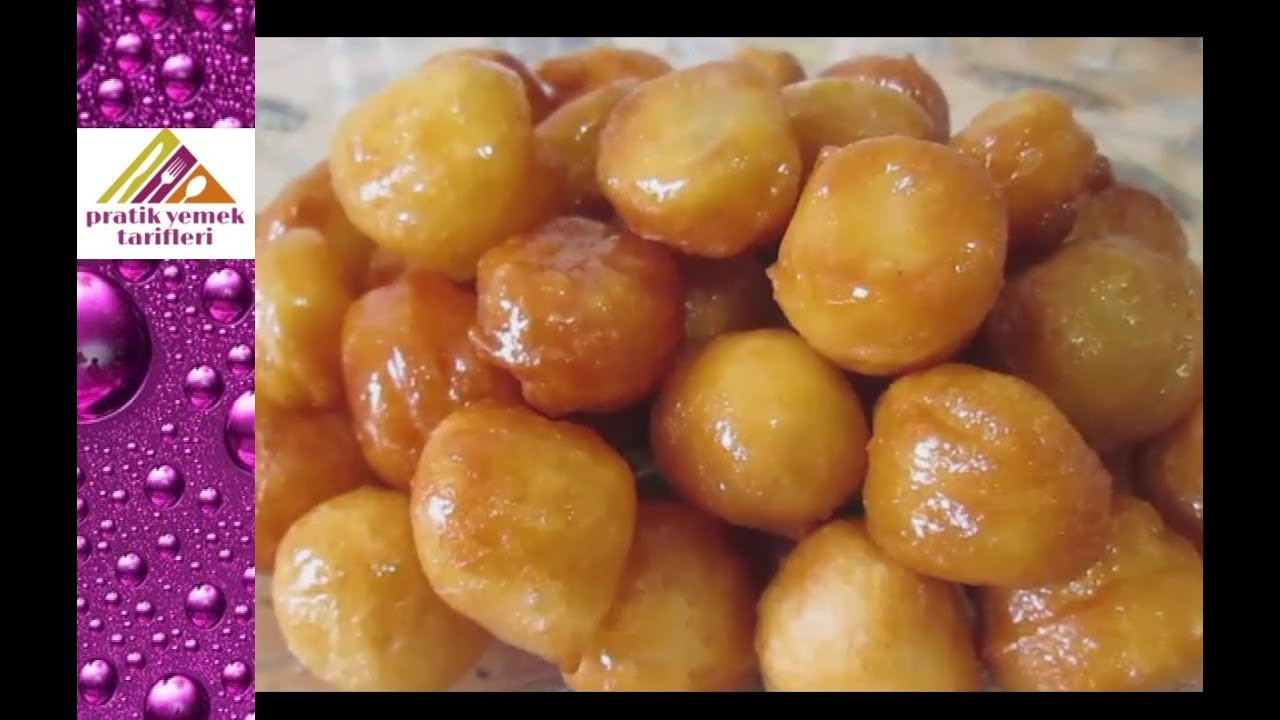 Yumurta Tatlısı Tarifi Videosu