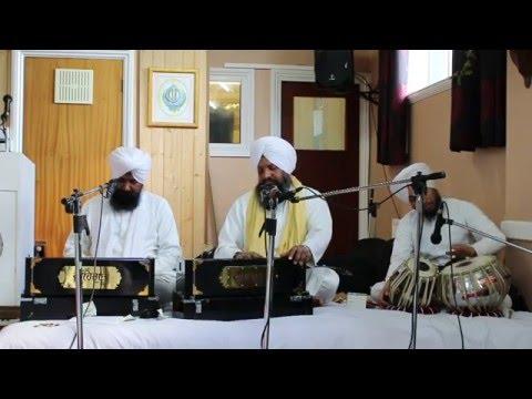 Bhai Harcharan Singh Khalsa - Leyton Gurdwara - March 2016