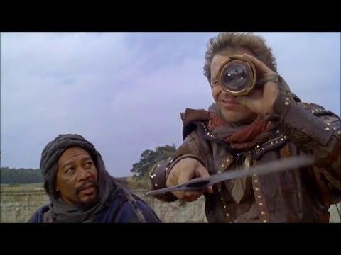 "ROBIN HOOD : PRINCE OF THIEVES (Michael Kamen - 1991) : ""Escape To Sherwood"""